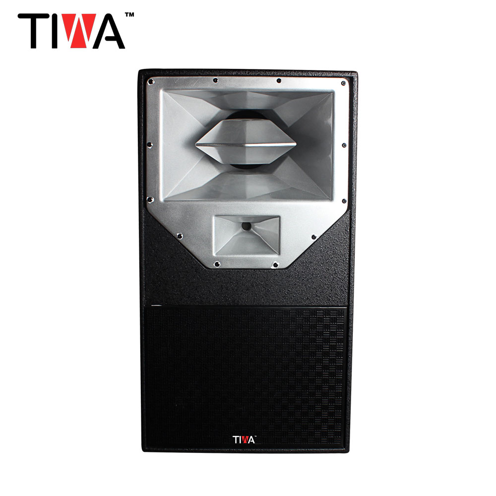 TIWA 15 inches Neodymium professional speaker 600 Watts