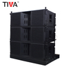 2019 New 12 inches Neonedyium line array speaker system for concert outdoor event powerful 1100 watts