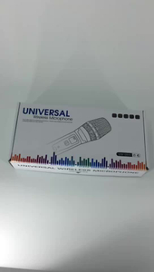 Tiwa Universal Wireless Microphone 2 Channel