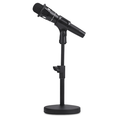 Desktop Microphone Stand Tripod Mic stand Adjustable Microphone holder